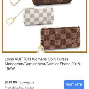 Louis Vuitton Bags   Monogram Wallet Compact Zip   Poshmark f1bf690d1ef